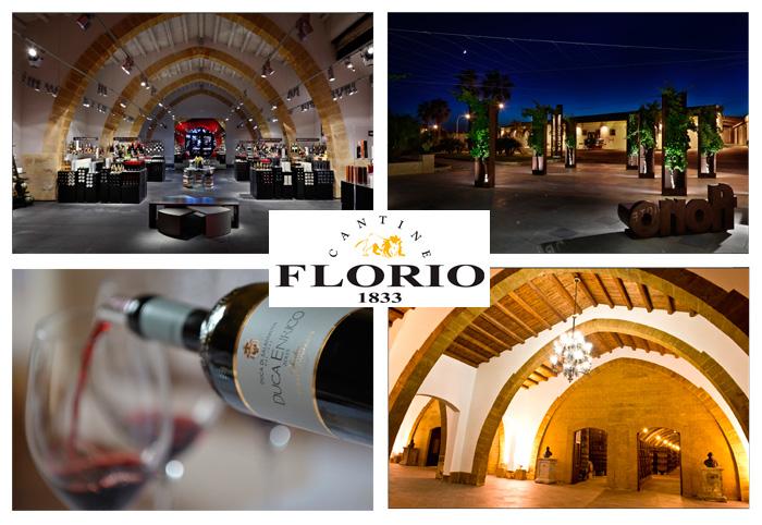 Wijnproeven bij Cantine Florio op Sicilië