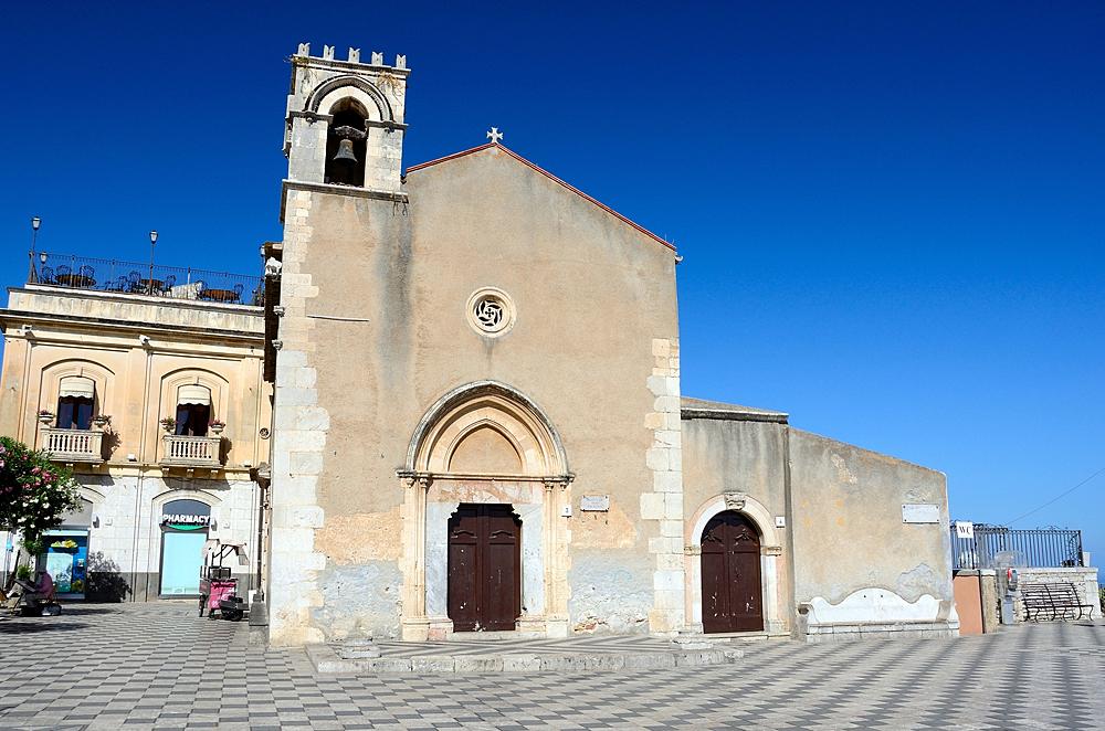 De Sant'Agostino kerk