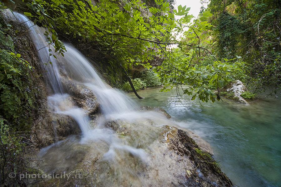 Natuurreservaat Valle dell'Anapo