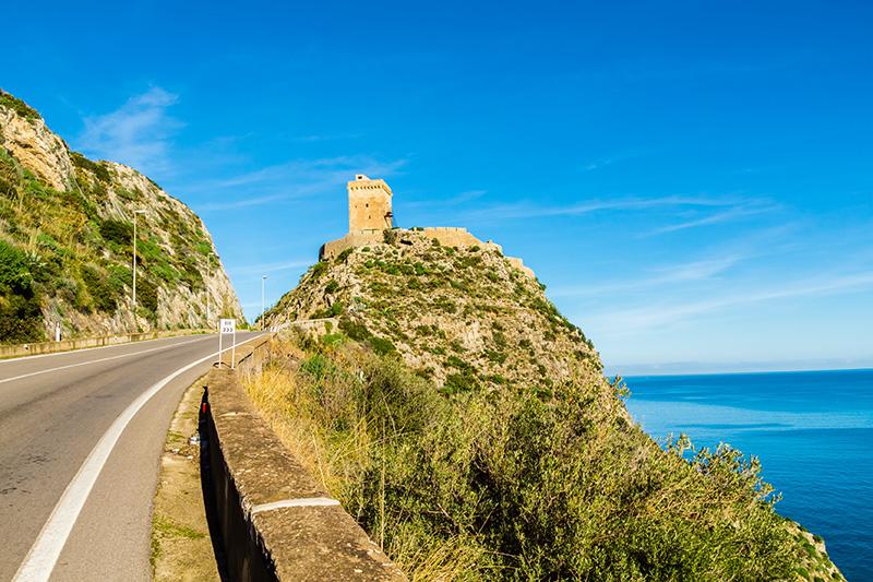 Navigeer naar alle mooie plekjes op Sicilië