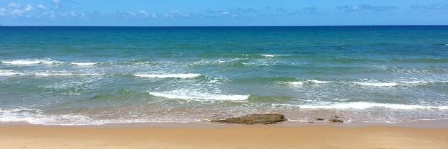 Strandtip: het zandstrand van Balestrate