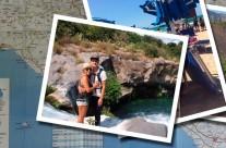 Johan en Laura op Sicilië