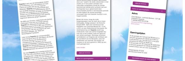Geen internet op locatie? Gebruik de opsiciliecard website offline.