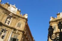 Piazza Vigliena in Palermo