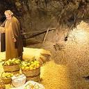 De levende kerststal van Custonaci