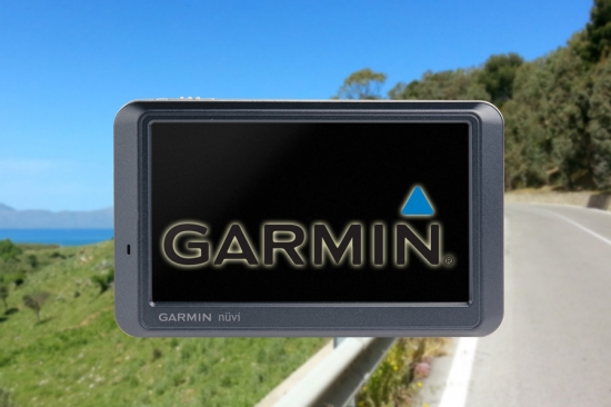 Navigate with your Garmin to places of interest in Sicily  - 4312