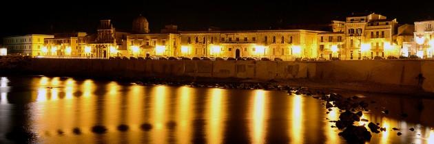 Sicily by night!